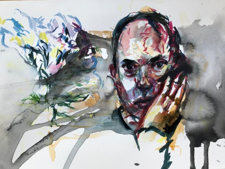 selfportraitwatercolour
